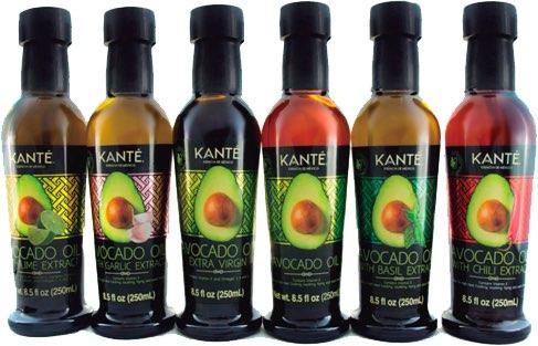 Avocado oil of Kante